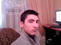 Анушервон Аминов, 9 июня 1995, id154799170